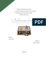 La Radiocominucación