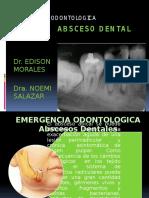 Abscesos Dentales-2015 España.pptx