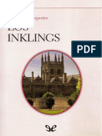 Carpenter, Humphrey - Los Inklings. C. S. Lewis, J. R .R. Tolkien, Charles Williams y Sus Amigos