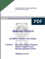 Seminario Tìtulo Técnico en Administraciòn UVM 2005