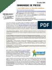 COM de presse - STOP OGM Pacifique OGM cultivés