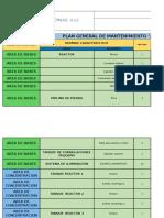 F2-SGI-PR-12 Cronograma de Mantenimiento de Equipos 2016