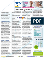 Pharmacy Daily for Tue 26 Jul 2016 - SHPA Summit goes tech, New home diabetes test, Common cold cure, Guild Update and much more
