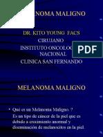 Melanoma Maligno Act 2015