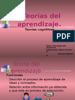 49483079-Teorias-del-Aprendizaje-cognitivo.ppt