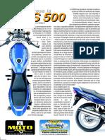 Suzuki Gs500 Ed32