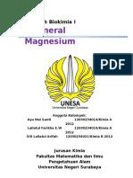 Mineral Magnesium