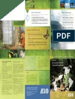 Brochure RecursosNaturales y CC