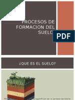 Procesos de Formacion Del Suelo