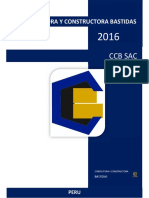 Brochure Empresarial CCB SAC