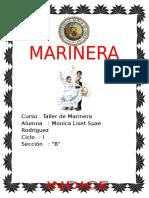 Monografia La Marinera