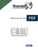 Manual Uso Teclado Led Network