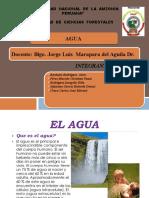 Agua Biokimika