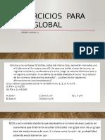 Ejercicios  para la global.pptx