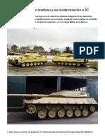 El Tanque Argentino Mediano y Su Modernizacion a 2C