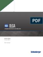 Olga Gui Manual