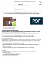 Inspección Técnica de Estanterías ITE - Mecalux