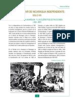 Historia Militar Nicaragua
