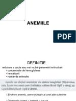 Anemii hipocrome