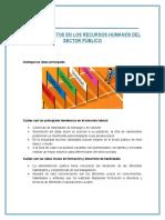 ---LECTURA Cambios y Retos en Los RRHH Del Sector Publico