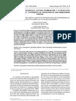 ENFOQUES DE APRENDIZAJE, AUTODETERMINACIÓN Y ESTRATEGIAS METACOGNITIVAS EN ESTUDIANTES DE PEDAGOGÍA DE UNA UNIVERSIDAD CHILENA