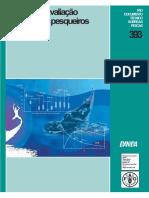 Manual e Avaliação Dos Recursos Pesqueiros