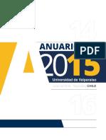 Anuario UV 2015