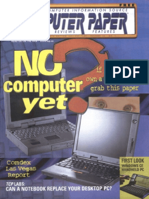 1997-01_The Computer Paper - Ontario Edition pdf | Dvd | Email
