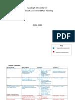 balanced assessment calendar-reading 2016-2017
