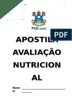 Apostila Avaliação Nutricional - Copia
