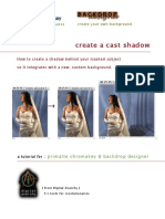 Cast Shadow in PS