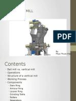 Vertical Roller Mill Summary