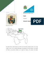 Estado Sucre