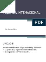 Política Internacional-clase 5