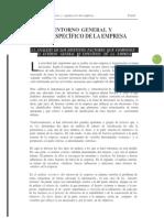 Lectura 1 Entorno Gral y Especif de La Empresa