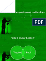 Teacher-pupil-parent Relationships