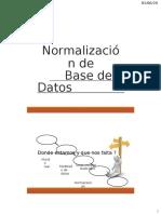 Clase 4_Normalizacion Base Datos