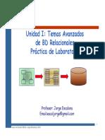 Práctica de Laboratorio Unidad I