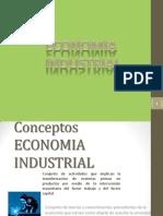 Clase Economia Industrial