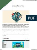 3+1 herramientas para diseñar una infografia.pdf