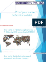 Future Proof Your Career With Global Opportunities