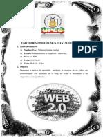 Documento La web 2.0