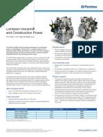 402D-05 Industrial Engine PN1812
