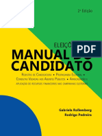 Manual Do Candidato - Eleitoral 2016