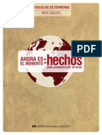 ACTS - Sermon Outlines (Spanish) FINAL