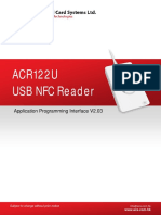 Application Programming ACR122U