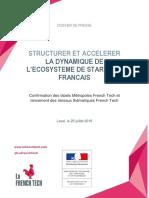 La deuxième étape de la French tech