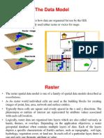 (GIS-5) Raster Data Model