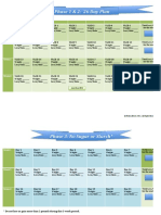 HCG Diet Calendar - 26 Day (4)