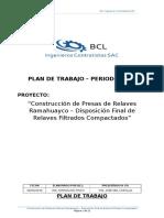Plan de Trabajo Compactado Ramahuaycco Bcl-2016